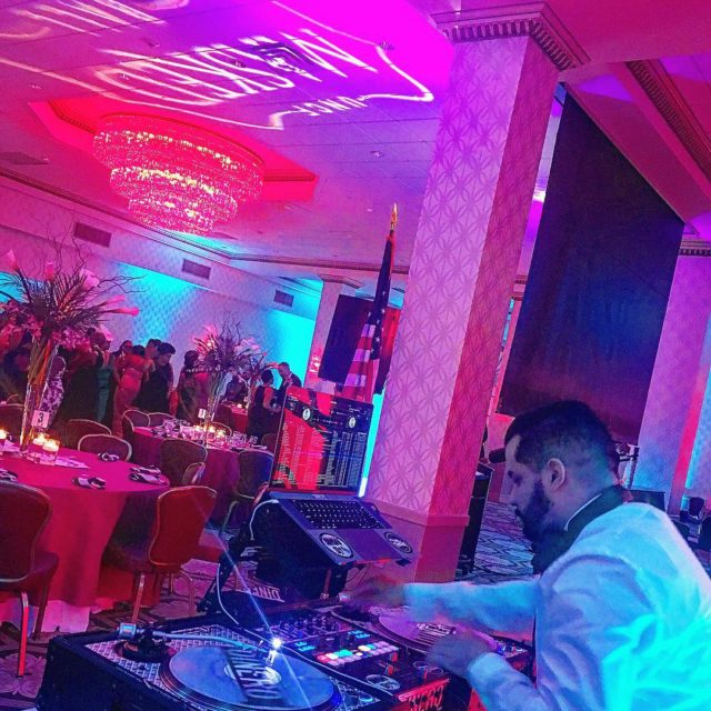 Great time rockin the United Negro College Funds Masked Ball!!hellip