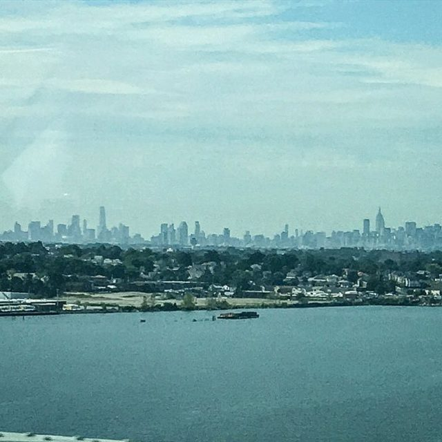 Back in NYC