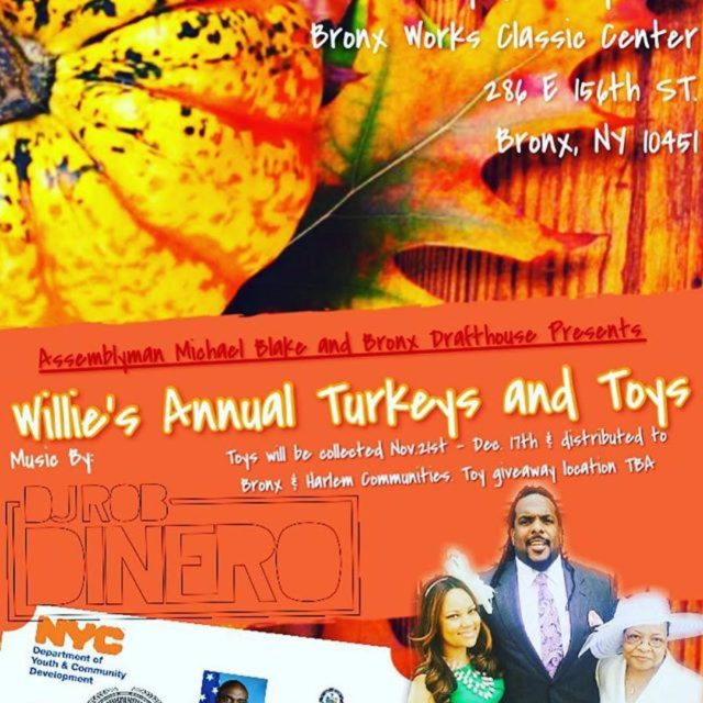 Repost aikishaholly getrepost  Willies Annual Turkeys and Toys ishellip